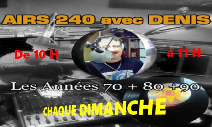Airs 240
