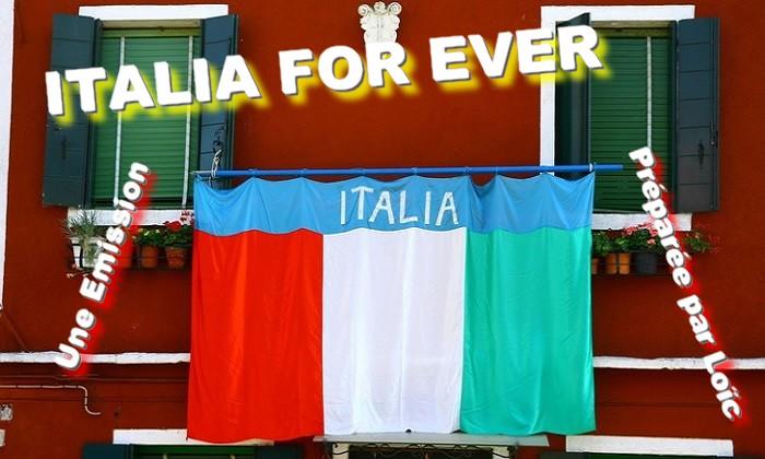 Italia For Ever