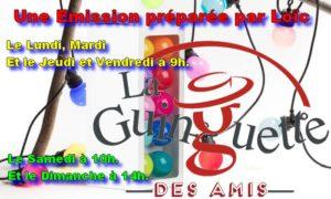 LA GUINGUETTE DES AMIS