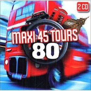 LES MAXI 45 TOURS